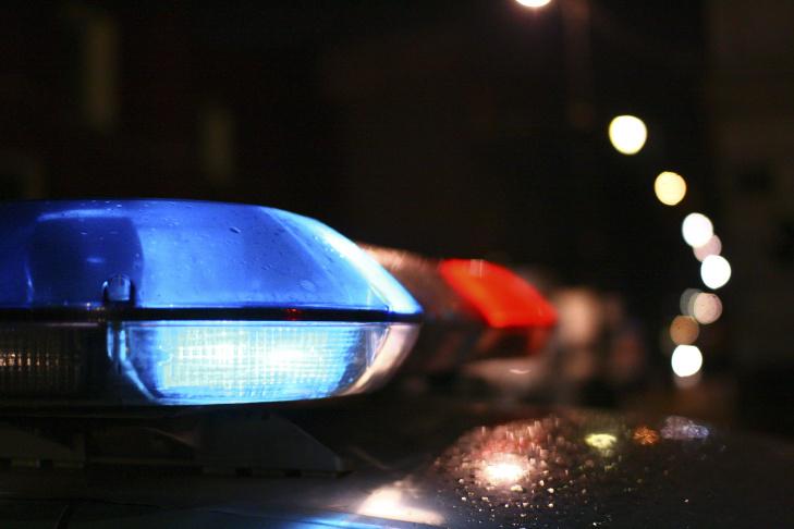 Emergency Police lights