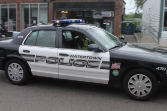 Watertown Police Cruiser