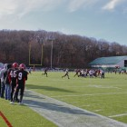 Watertown hosts Belmont in the annual Thanksgiving Football Game at 10:45 a.m. Thursday.