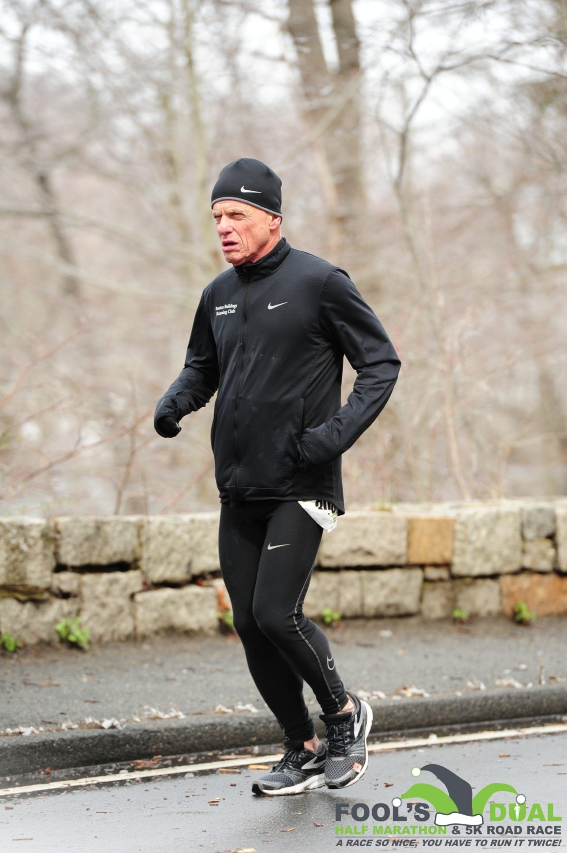 Mike Ferullo found running helped him with his addiction recovery, and started the Boston Bulldogs. He also worked at Watertown High School for 25 years.