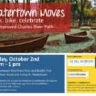 Watertown Moves Charles River Celebration