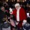 Santa Claus waved from the middle of his adoring fans at the Watertown Tree Lighting Celebration.